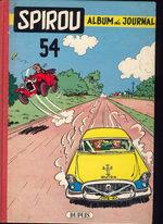 Le journal de Spirou # 54