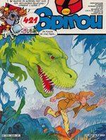 Le journal de Spirou 2293