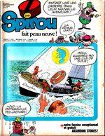 Le journal de Spirou 2087