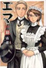Emma 10 Manga