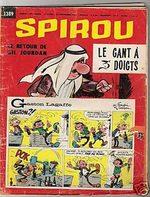 Le journal de Spirou 1389