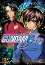Mobile Suit Gundam Seed 3 Manga
