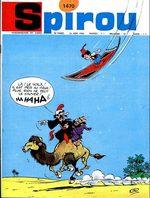 Le journal de Spirou 1470