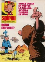 Le journal de Spirou 2085