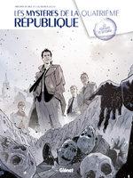 Les mystères de la IVème République 1 BD