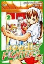 Noodle Fighter 2 Manga