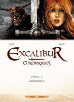 couverture, jaquette Excalibur - Chroniques 2