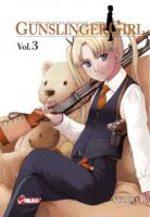 Gunslinger Girl 3 Manga