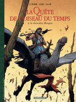 La quête de l'oiseau du temps # 8