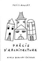 Précis d'architecture 1 Artbook