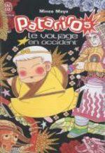Patariro, le Voyage en Occident 5 Manga