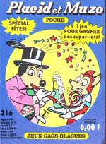 Placid et Muzo poche 216