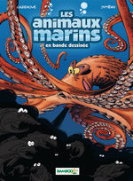 Les animaux marins en bande dessinée # 2