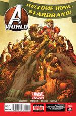 Avengers World # 4
