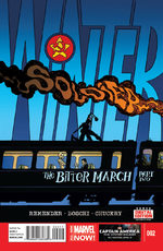 Winter Soldier - The bitter march 2