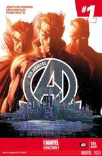 New Avengers # 16