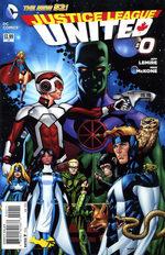 Justice League United # 0
