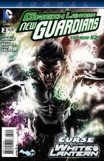 Green Lantern - New Guardians 2