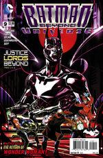 Batman Beyond Universe 9