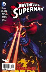 The Adventures of Superman # 12