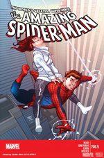 The Amazing Spider-Man 700.5