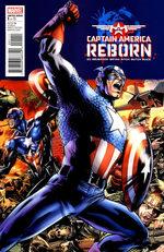 Captain America - Reborn # 1