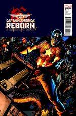 Captain America - Reborn # 3