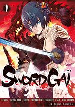 Swordgai 1 Manga
