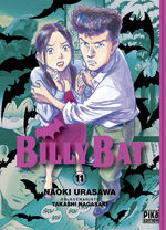 Billy Bat 11 Manga