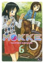 Mokke 6 Manga