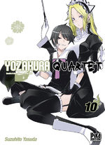 Yozakura Quartet 10 Manga
