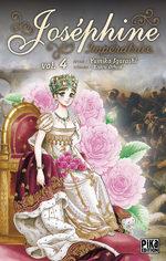 Joséphine impératrice T.4 Manga