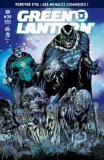Green Lantern Saga # 25