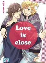 Love is close 1 Manga