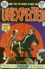 The unexpected 156