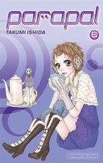 Parapal T.6 Manga