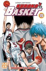 Kuroko's Basket 15