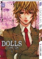 Dolls 10 Manga