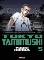 Tôkyô Yamimushi 5 Manga