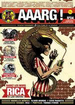 Aaarg ! 4 Magazine