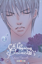 The sleeping princess T.2 Manga
