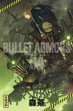 Bullet Armors 4 Manga