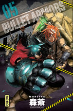 Bullet Armors T.5 Manga