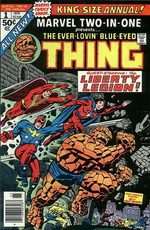 Marvel Two-In-One # 1