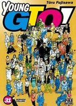Young GTO ! T.31 Manga