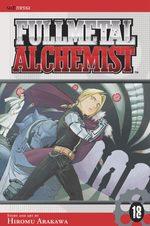 Fullmetal Alchemist 18