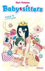 Baby-Sitters 4 Manga