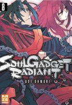 Soul Gadget Radiant 8 Manga