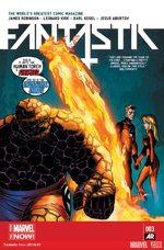 Fantastic Four 3 Comics