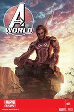 Avengers World # 5